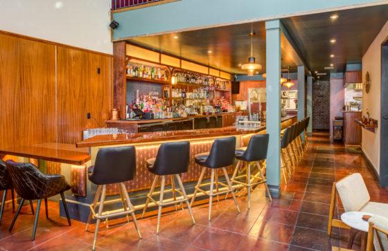 Bardo bar and foot rail