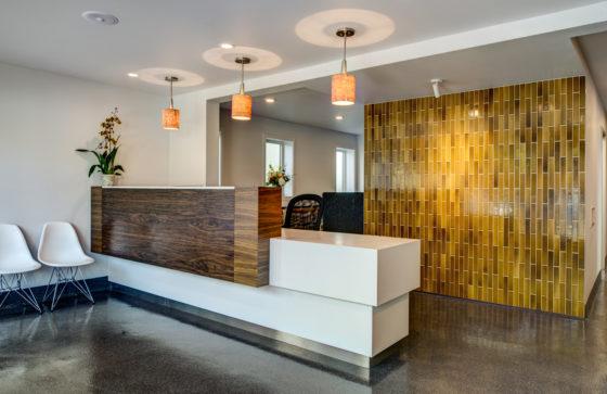 Modernizing Animal Hospital reception